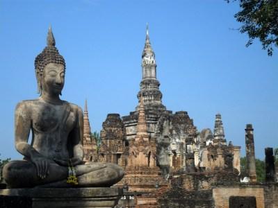 Sukhothai: una delle destinazioni emergenti in Thailandia