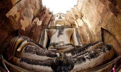 Sukhothai, in Thailandia.