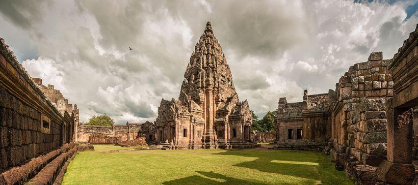 I templi Khmer thailandia