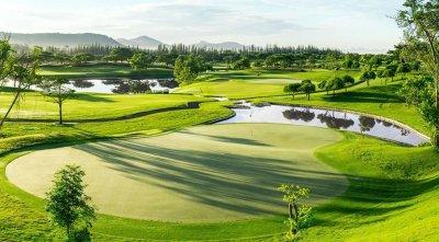 Golf in Thailandia a Hua Hin