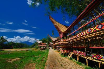 villaggio tana toraja