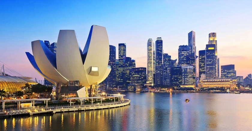 storia e cultura di singapore