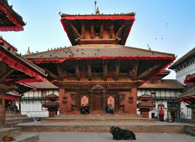 Jagannath tempio kathmandu nepal