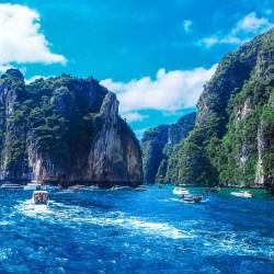 escursione Phi Phi Island
