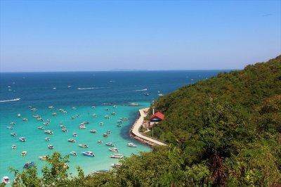 Isole ad un passo da Bangkok