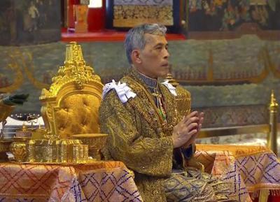 Il re Thailandese tra i reali più ricchi al mondo.