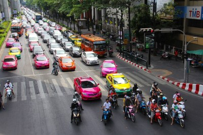 Come noleggiare automobili in Thailandia