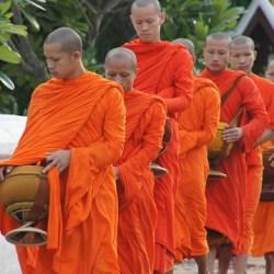 tre giorni a luang prabang