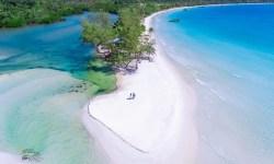 Isola di Koh Rong: il mare più bello della Cambogia