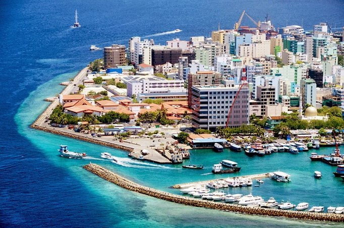 Male Capitale Maldive