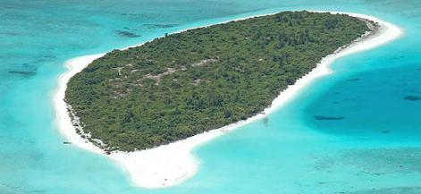 Il paradiso dell'Atollo di Noonu