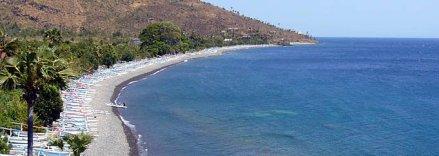 La costa di Amed