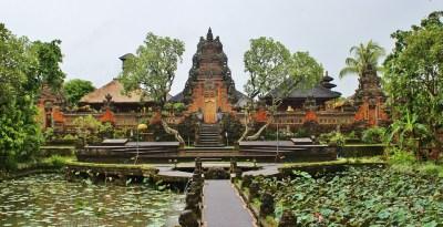 Ubud è il centro culturale di Bali