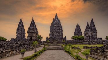 templi Prambanan - Indonesia