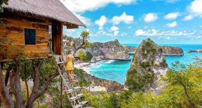 treehouse nusa penida - indonesia
