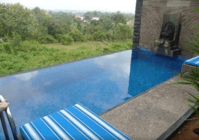 jimbaran cliffs private pool hotel & spa - bali