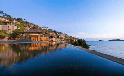 the westin siray - phuket