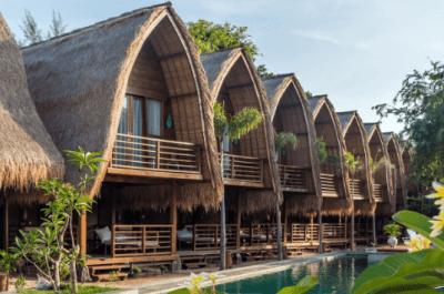 Mola2 Resort Gili Air - Indonesia