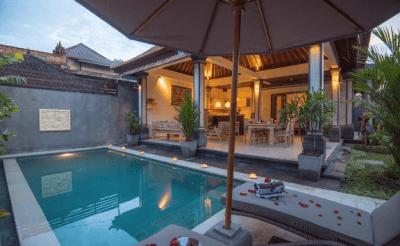 Secret Bunutan Ubud Villa - Bali