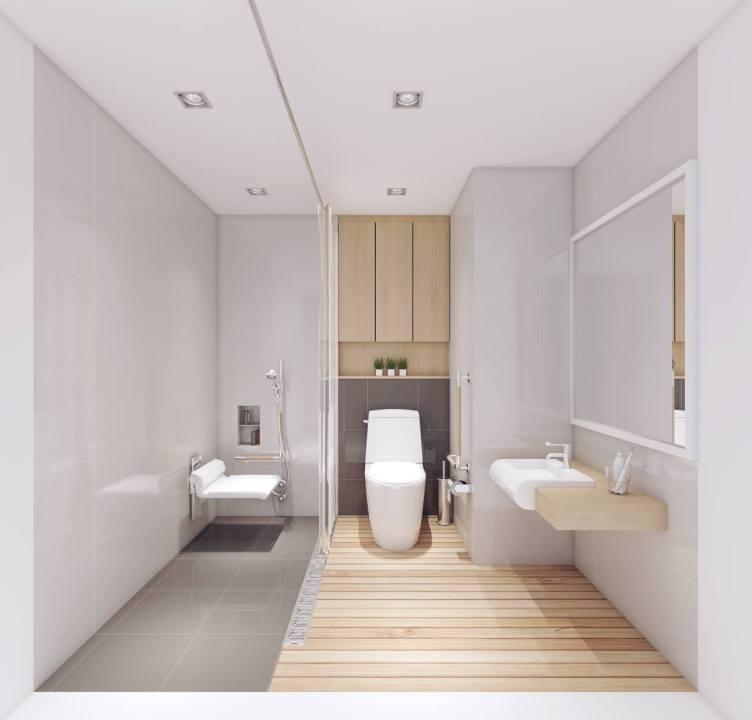 Bathroom by SCG Eldercare Solution(s)
