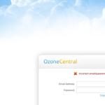 Ozone Central Admin