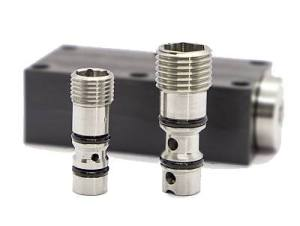 pilot check valve