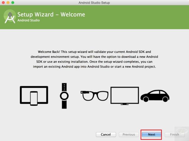 Android Studio 3.0.1 英文版 (Windows/Linux/macOS)