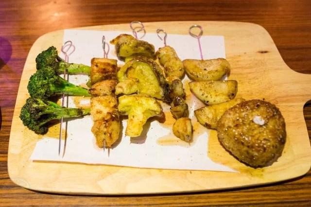 草串蔬食-13
