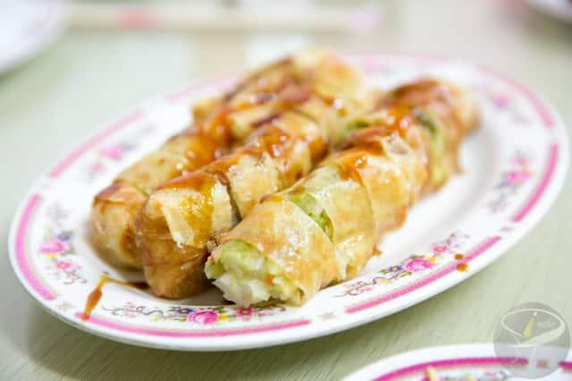 埔里-雪花素食-6