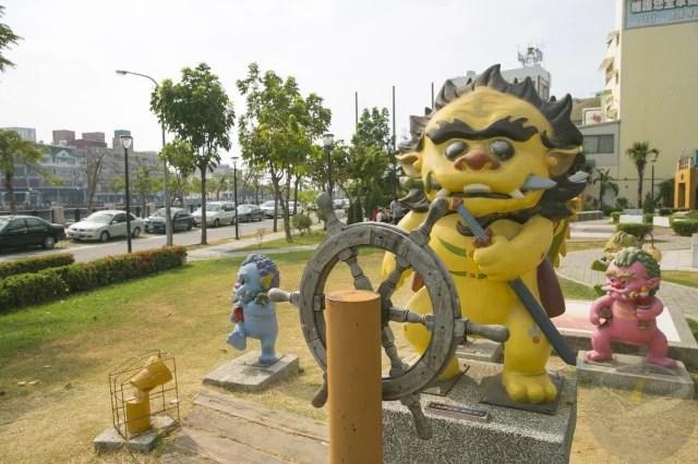 台南劍獅公園-19