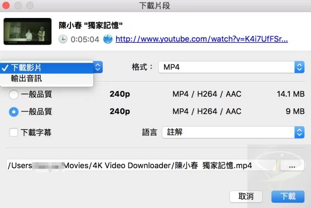 4k video downloader-4