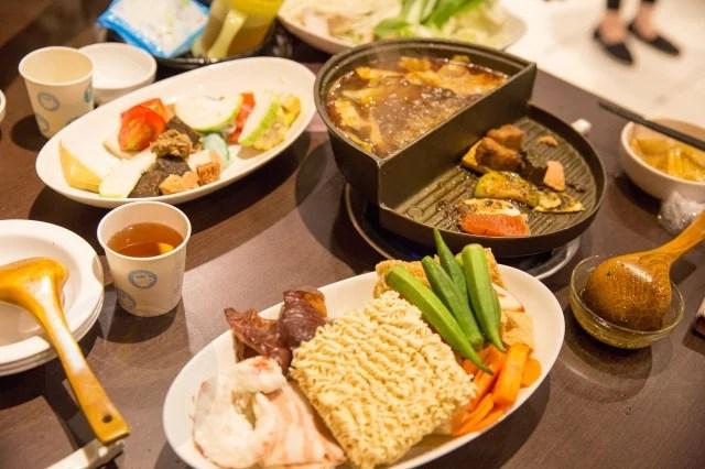鈺成素食火烤二吃-10