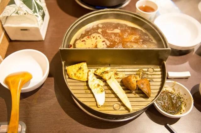 鈺成素食火烤二吃-8