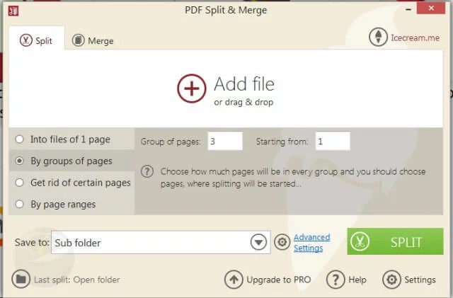 Icecream PDF Split&Merge-10