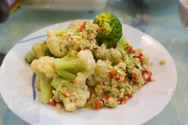 緣聚成家蔬食料理-17