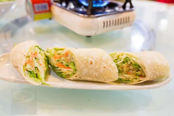 緣聚成家蔬食料理-5