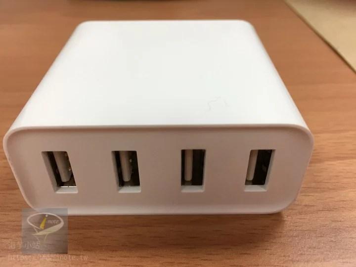 小米 4 port usb 充電器_3