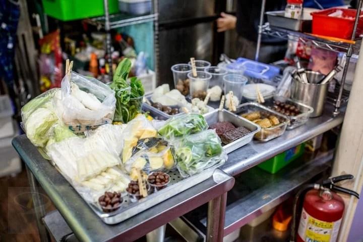 新莊-榛愛家中西式料理-素食章魚燒-1