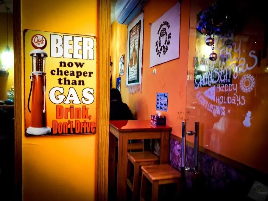 菁串蔬食燒烤_提供「有酒精啤酒」和「無酒精啤酒」