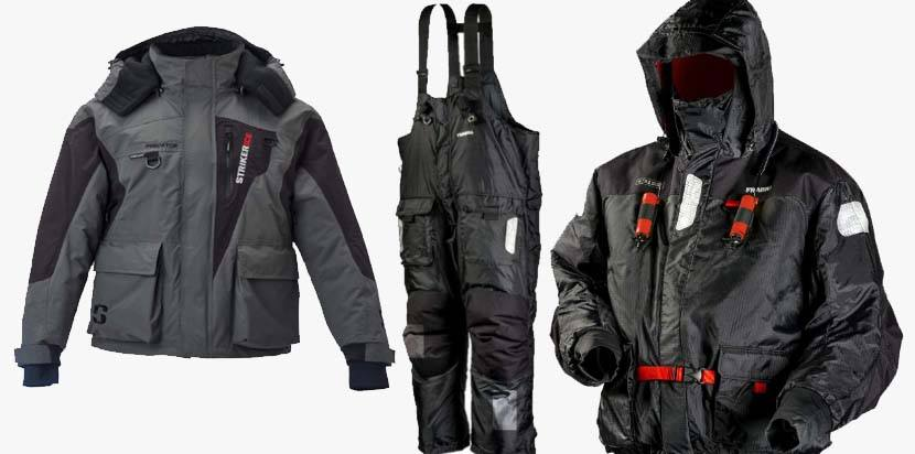 best ice fishing jacket