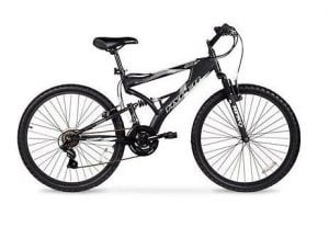 26''  Men's Mountain Bike, Black