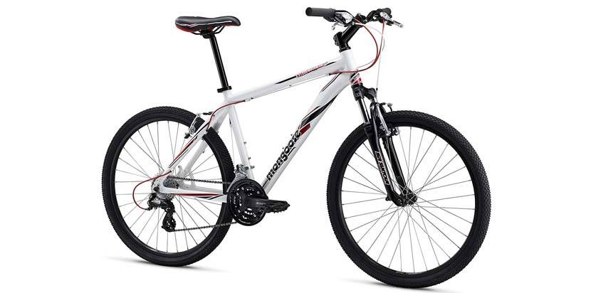 "Mongoose Men's Switchback Comp Mountain Bike (20""/large)"