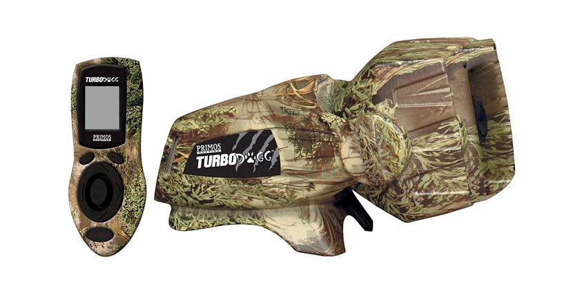 Primos Hunting 3755 Turbo Dogg Electronic Predator Call