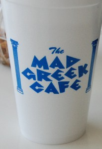 The Mad Greek Cafe
