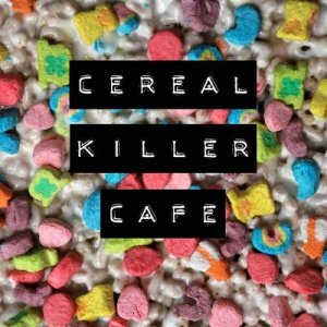 Cereal Killer Cafe logo