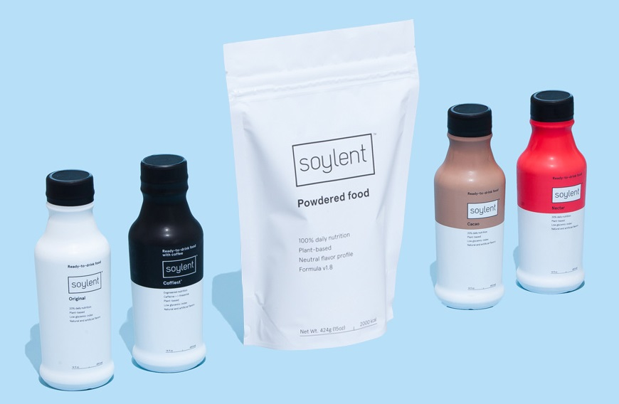Soylent products