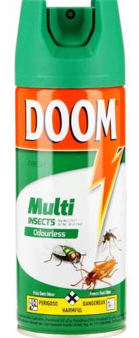 doom south africa