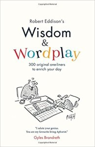 Wisdom & Wordplay cover