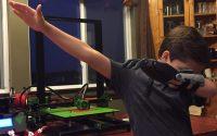 Aidan being himself