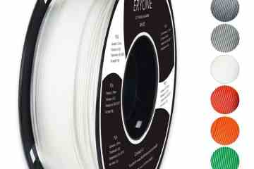 Eryone Filament giveaway 20 kg black Europe Only with surprise ENDED